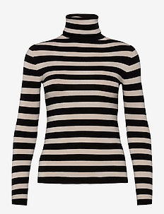 MANAMA - golfy - black pattern