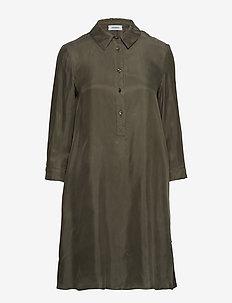 DINTORNO - skjortklänningar - khaki green
