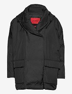 ARCOLAIO - gewatteerde jassen - black