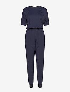DADAISTA - jumpsuits - midnight blue