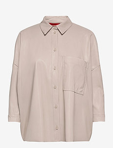 DANIELA - overshirts - beige