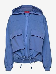 DANARO - kurtki przejściowe - light blue