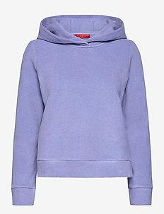 DAMINO - hoodies - lilac