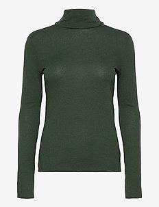 DANZICA - pitkähihaiset puserot - dark green