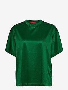 DARIA - blouses met korte mouwen - green