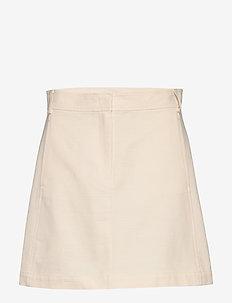 CAVILLO - korta kjolar - ivory