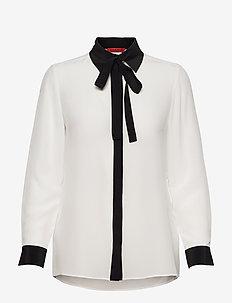 ARDORE - blouses met lange mouwen - ivory