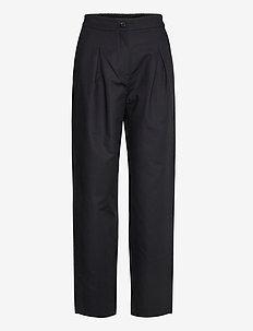 CLEMENTE - vide bukser - midnight blue