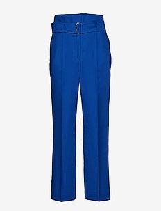 CANDORE - raka byxor - cornflower blue