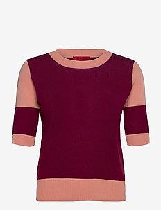 COSMICO - strikkede topper & t-skjorter - red