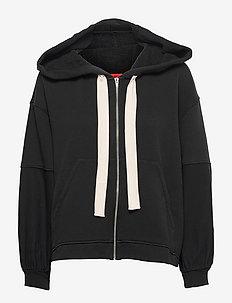 CIRCE - hoodies - black