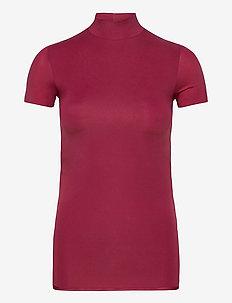 CRUNA - t-shirts - burgundy