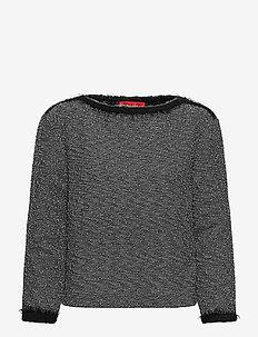 COTTAGE - truien - medium grey pattern