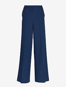 PACCO - vide bukser - cornflower blue