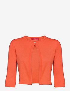 PUZZLE - vesten - orange
