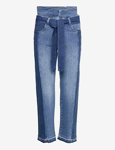 FESTIVO - straight jeans - midnight blue
