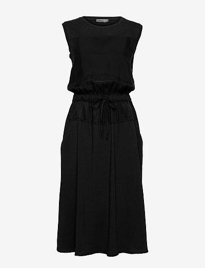 CLARISSA - zomerjurken - black