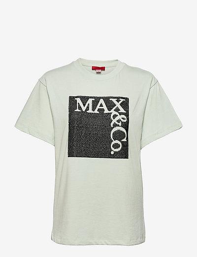 TEEREX - t-shirts - green