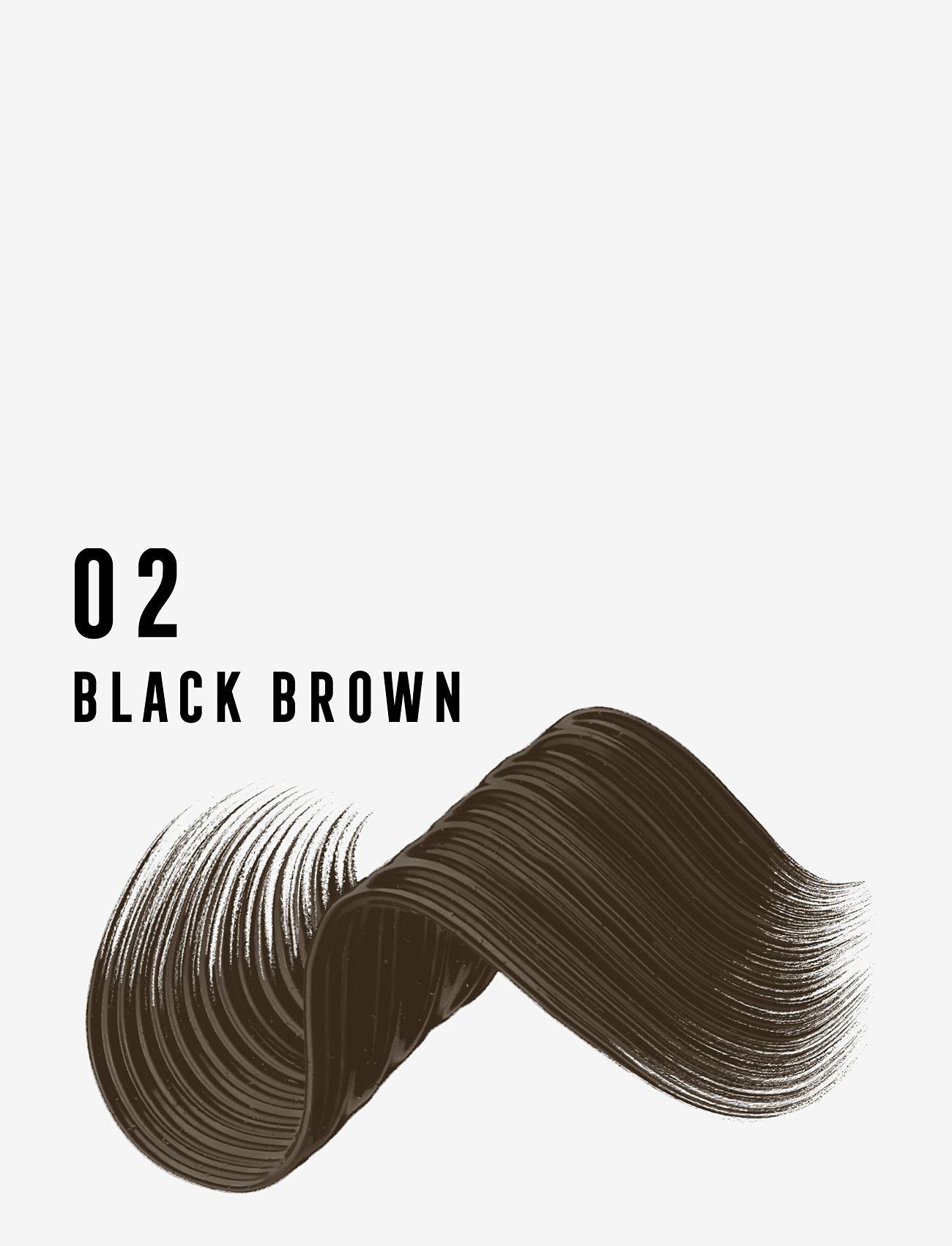Max Factor - 2000 CALORIE MASCARA 002BLACK/BROWN - mascara - 002 black/brown - 1