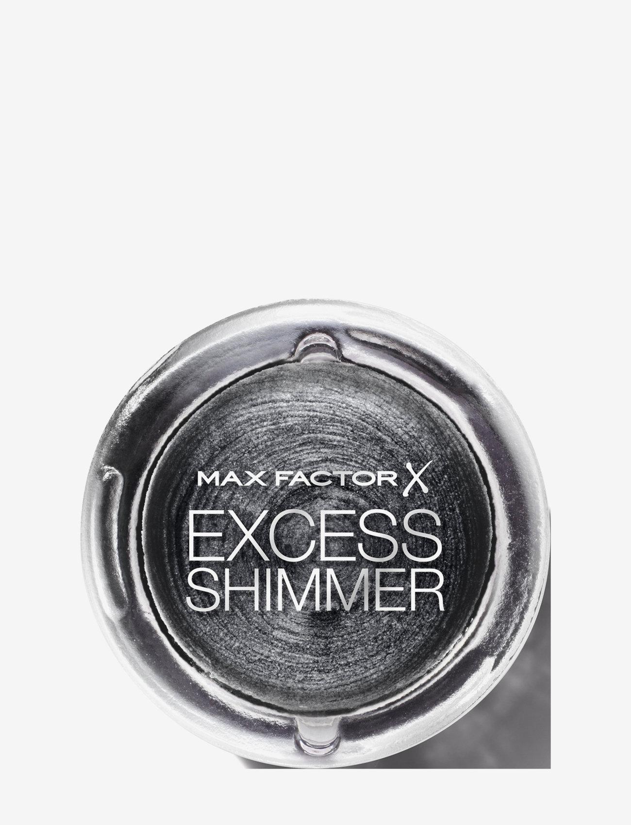 Max Factor - EXCESS SHIMMER EYESHADOWONYX 30 - Ögonskugga - onyx 30 - 0