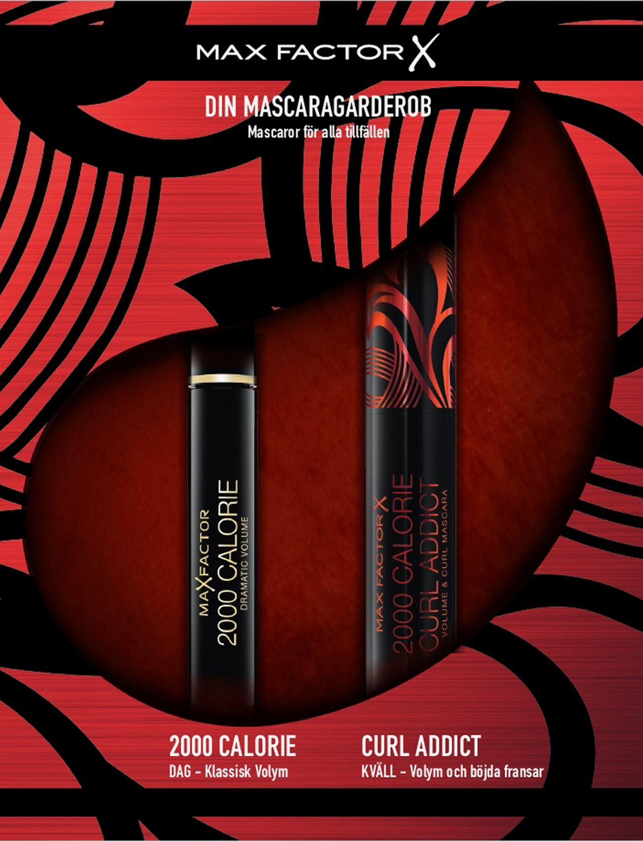 Max Factor - Xmax Box 2000 Classic & Curl - sminkset - no colour - 0