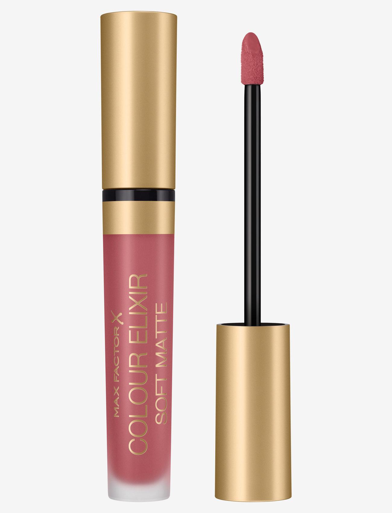 Max Factor - Color Elixir Soft Matte Lipstick 15 Rose Dust - läppstift - 15 rose dust - 0