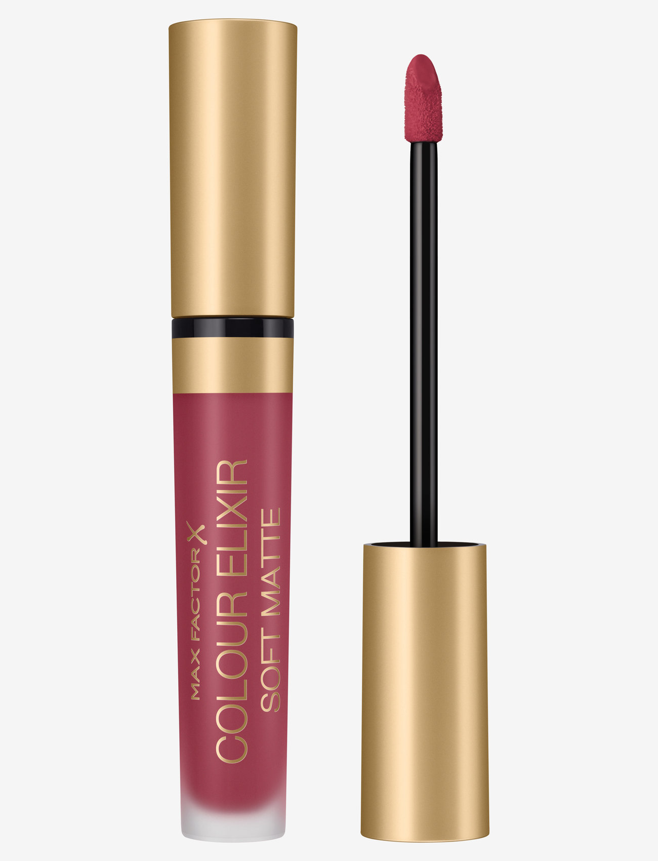 Max Factor - Color Elixir Soft Matte Lipstick 35 Faded Red - läppstift - 35 faded red - 0