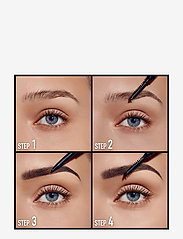 Max Factor - BROW SHAPER PENCIL 30 DEEP BROWN - Ögonbrynspenna - 30 deep brown - 4