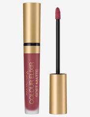 Max Factor - Color Elixir Soft Matte Lipstick 40 Soft Berry - läppstift - 40 soft berry - 0