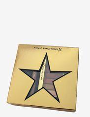 Max Factor - Xmas Box Gloss & Palette - Ögonskuggspalett - no colour - 0