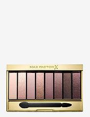 Max Factor - Mp Nude Palette Eye Shadow 03 Rose Nudes - Ögonskuggspalett - 03 rose nudes - 0