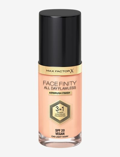 ALL DAY FLAWLES 3IN1 FOUNDATION - foundation - 040 ivory