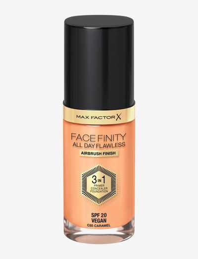 ALL DAY FLAWLES 3IN1 FOUNDATION 085 CARAMEL - foundation - no color