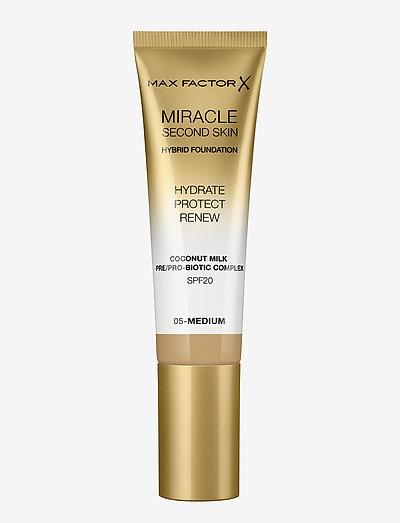 MIRACLE TOUCH SECOND FOUNDATION 05 MEDIUM - foundation - 05 medium