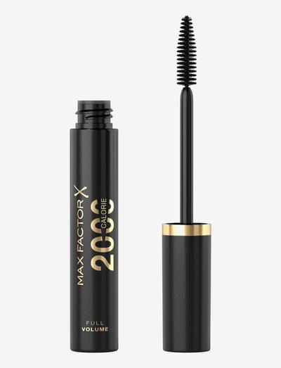 2000 CALORIE MASCARA 001BLACK - mascara - 001 black