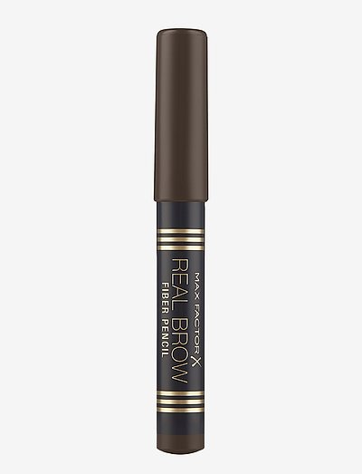 BROW FIBER PENCILS 005 RICH BROWN - Øjenbrynsblyant - 005 rich brown