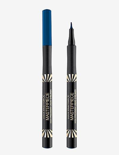 MASTERPIECE HIGH PRECISION LIQUID EYELIN 30 SAPPHIRE - eyeliner - 30 sapphire