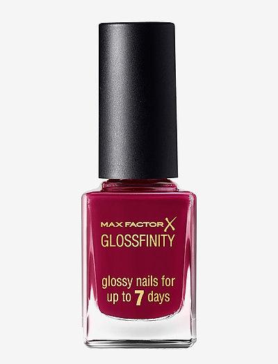 GLOSSFINITY 155 BURGUNDYCRUSH - gel neglelak - 155 burgundy crush