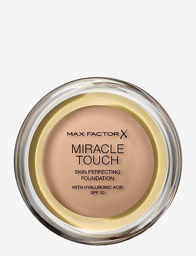 Miracle Touch Foundation - foundation - golden beige