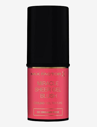 MF Mir Sh Blush&Bronzer 001 Dreamy Rose - aurinkopuuteri - 001 dreamy rose