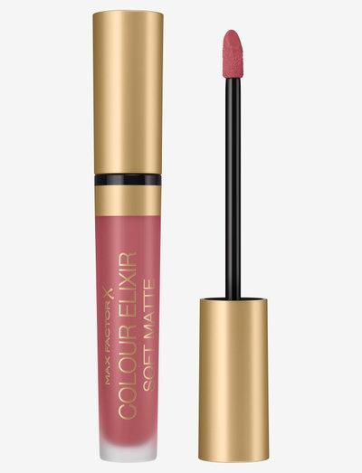 Color Elixir Soft Matte Lipstick 15 Rose Dust - läppstift - 15 rose dust