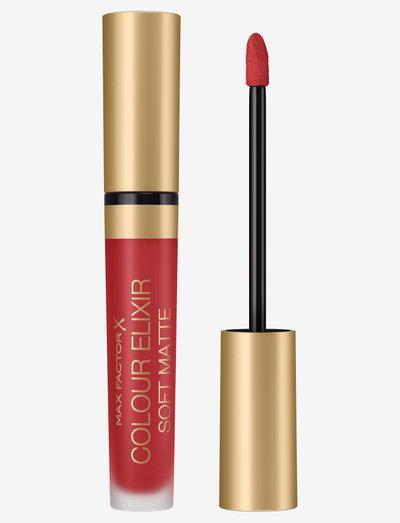 Color Elixir Soft Matte Lipstick 30 Crushed Ruby - läppstift - 30 crushed ruby