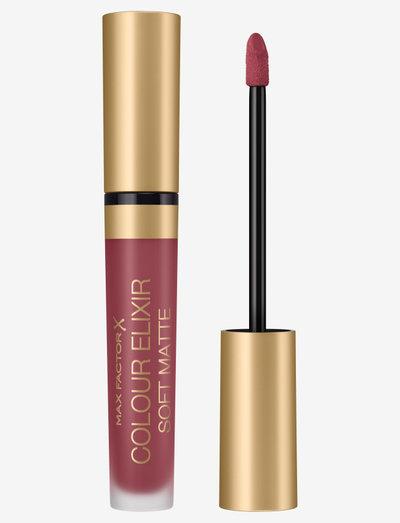 Color Elixir Soft Matte Lipstick 40 Soft Berry - läppstift - 40 soft berry