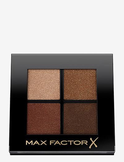 Colour X-Pert Soft Touch Palette 004 Veiled Bronze - Ögonskuggspalett - 004 veiled bronze