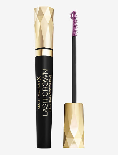 Mp Lash Crown Mascara 02 Black Brown - mascara - 02 black brown