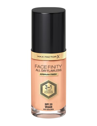 ALL DAY FLAWLES 3IN1 FOUNDATION 075 GOLDEN - 075 GOLDEN