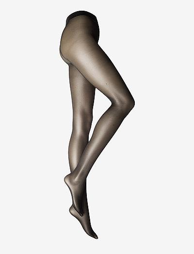 OPORTO - basic pantyhose - black