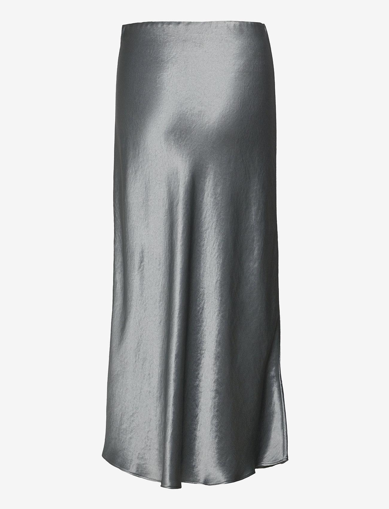 Max Mara Leisure - ALESSIO - midi skirts - medium grey - 1
