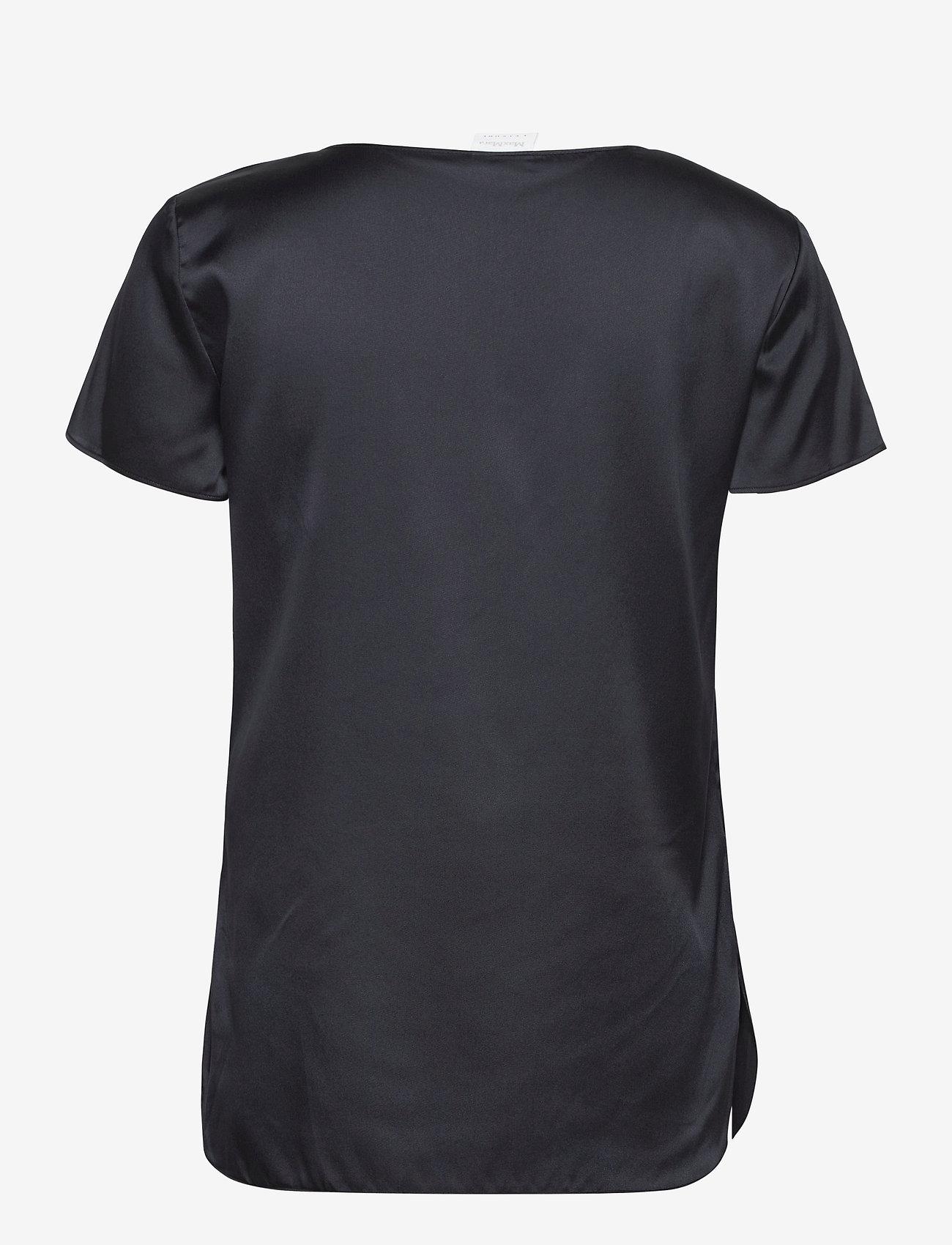 Max Mara Leisure - CORTONA - short-sleeved blouses - navy - 1
