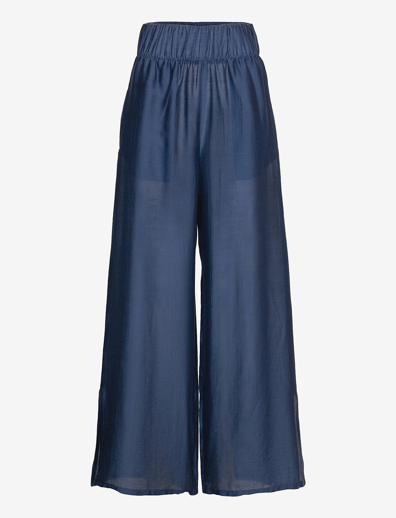 Max Mara Leisure - GREENH - wide leg trousers - avio - 0